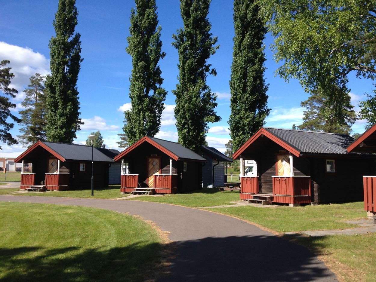 Vansbro Camping/Cottages