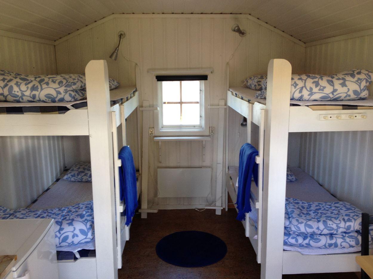 Vansbro Camping/Ferienhäuser