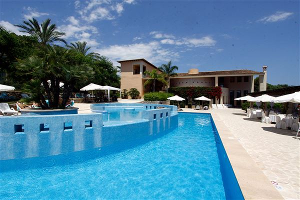 Pool, Pula Golf Resort, Son Servera, Mallorca, Signaturresor
