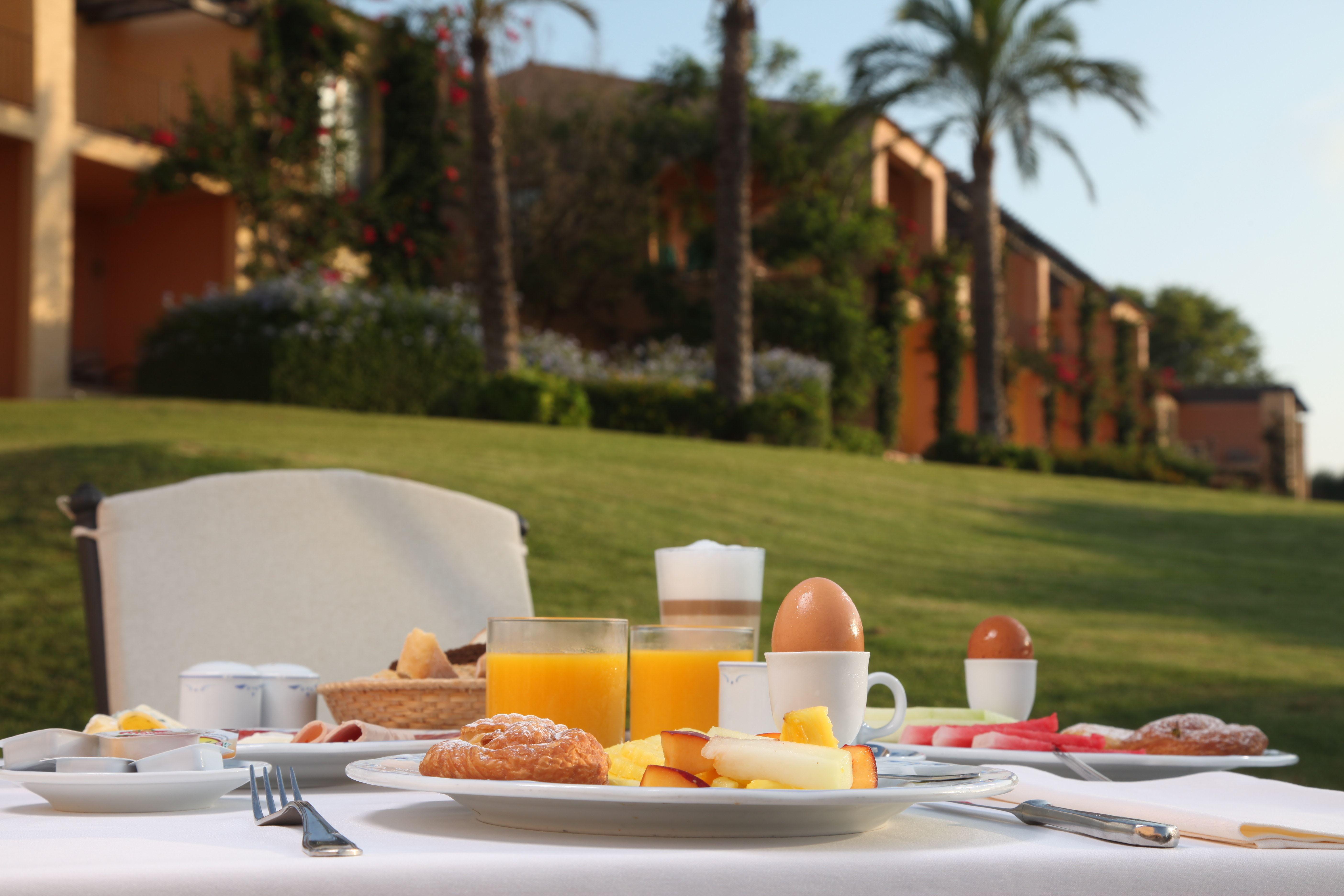 Frukost, Pula Golf Resort, Son Servera, Mallorca, Signaturresor