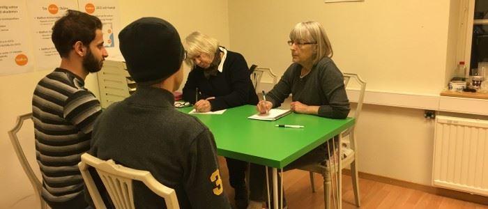 RådRum - gratis råd och vägledning för dig som är ny i Sverige