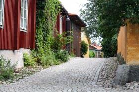 Västerås som deckarstad