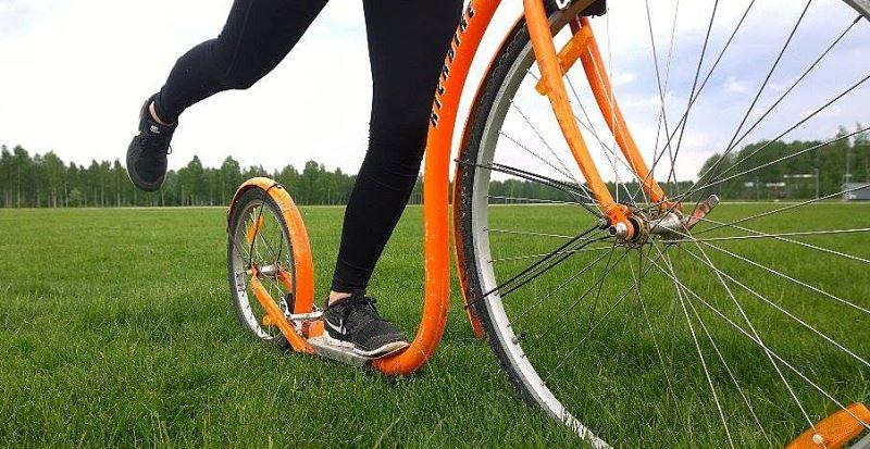 Kick Bike -cityretket | Fenix Ohjelmapalvelut