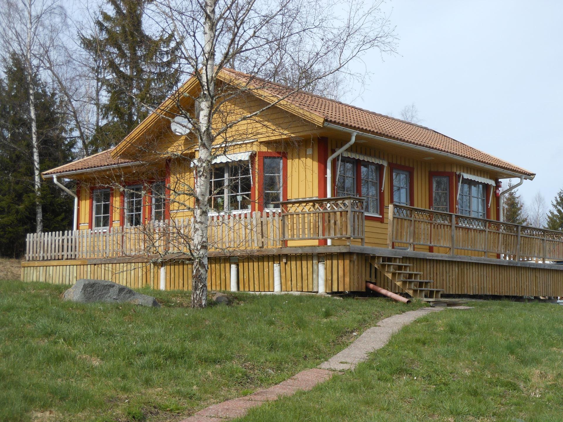 Stor villa uthyres veckovis vid Simundö-Johannisfors nära Öregrund/Östhammar