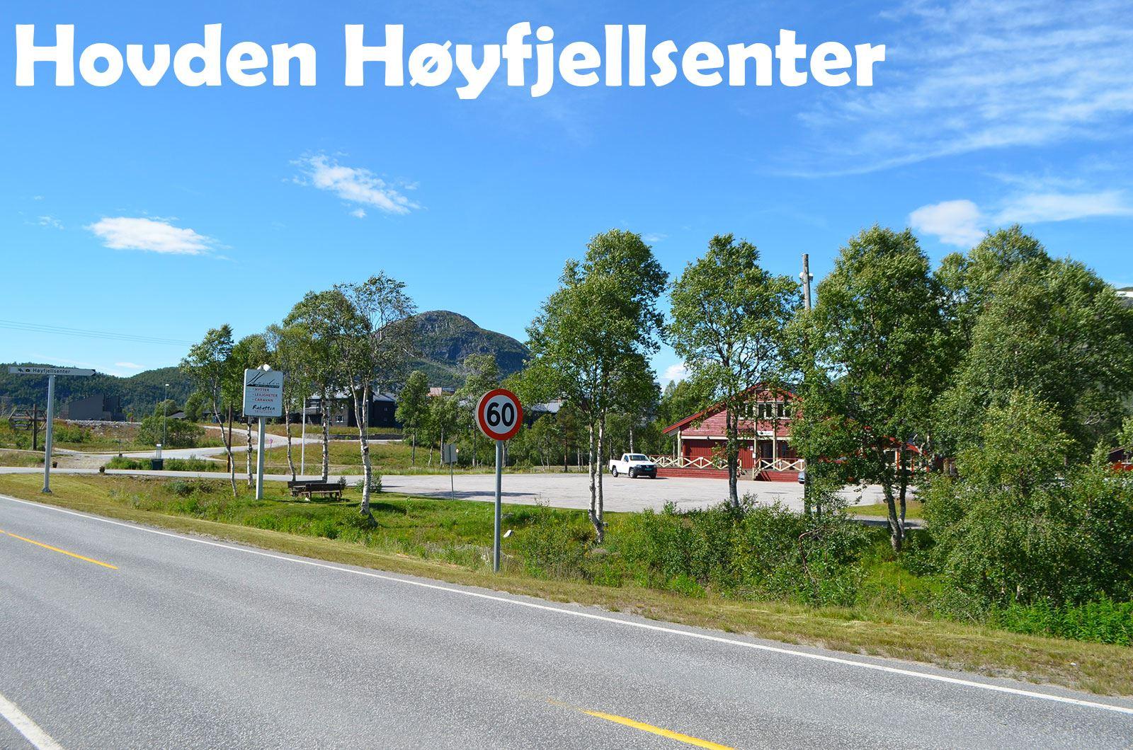 Hovden Høyfjellsenter