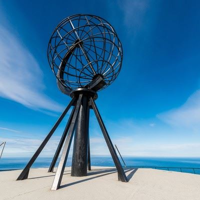 North Cape by Air - Helicopter adventure