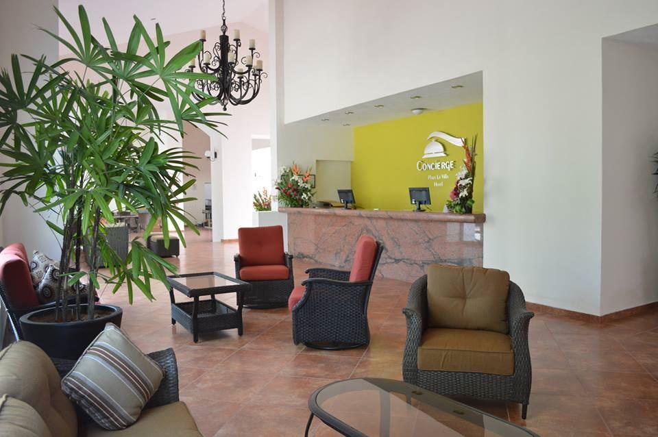 Hotel Concierge Plaza La Villa