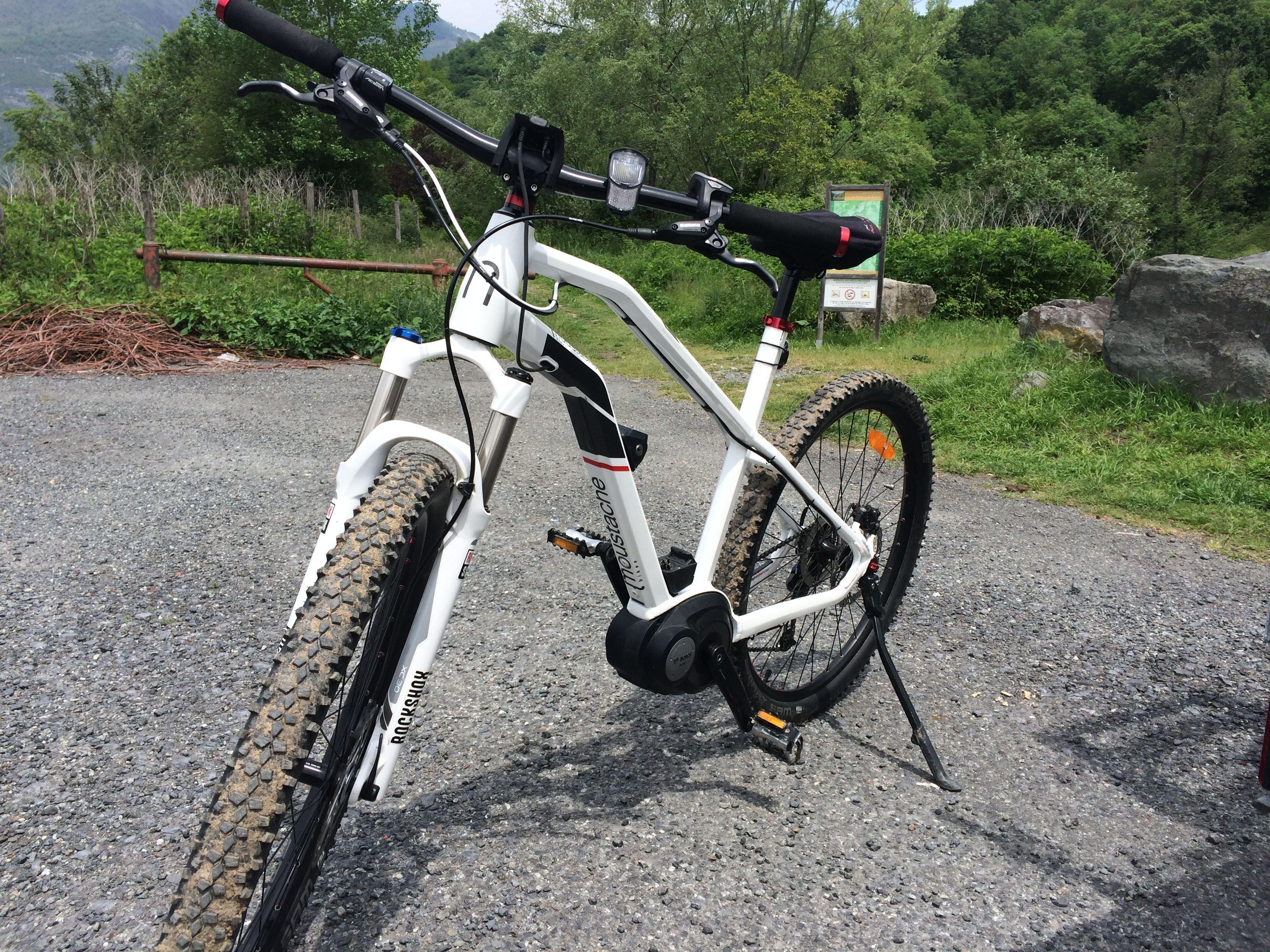 bicyclette des temps modernes