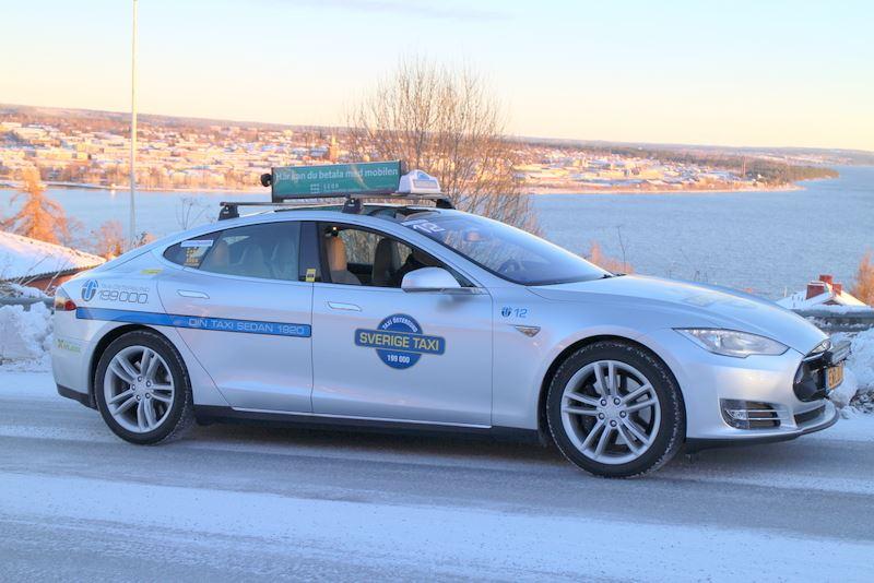 Taxi Östersund