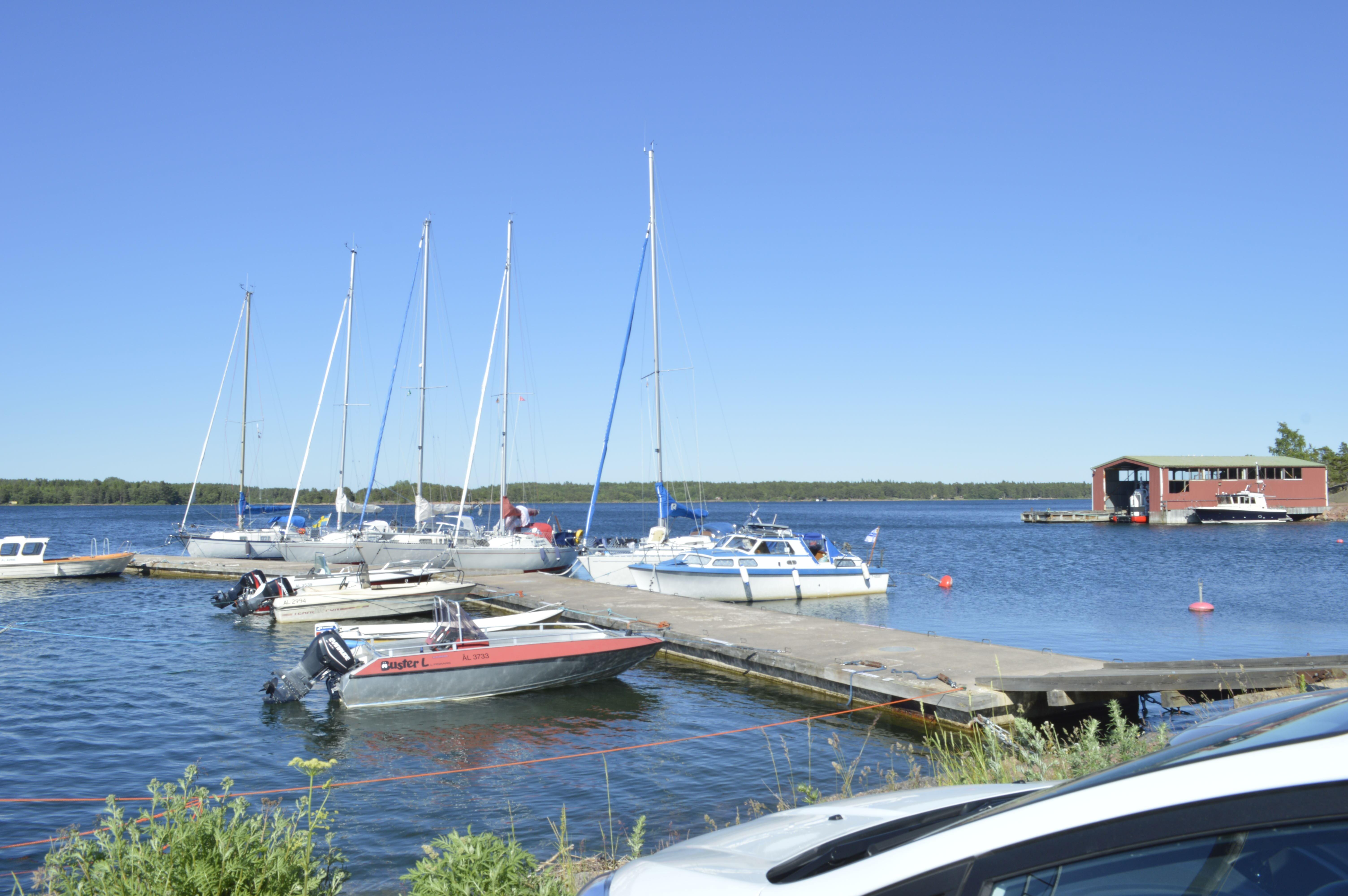 Hamnsundets gästhamn