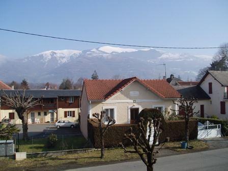 © © BATY, AGM146 - Appartement pour 2 personens dans résidence à Argelès-Gazost