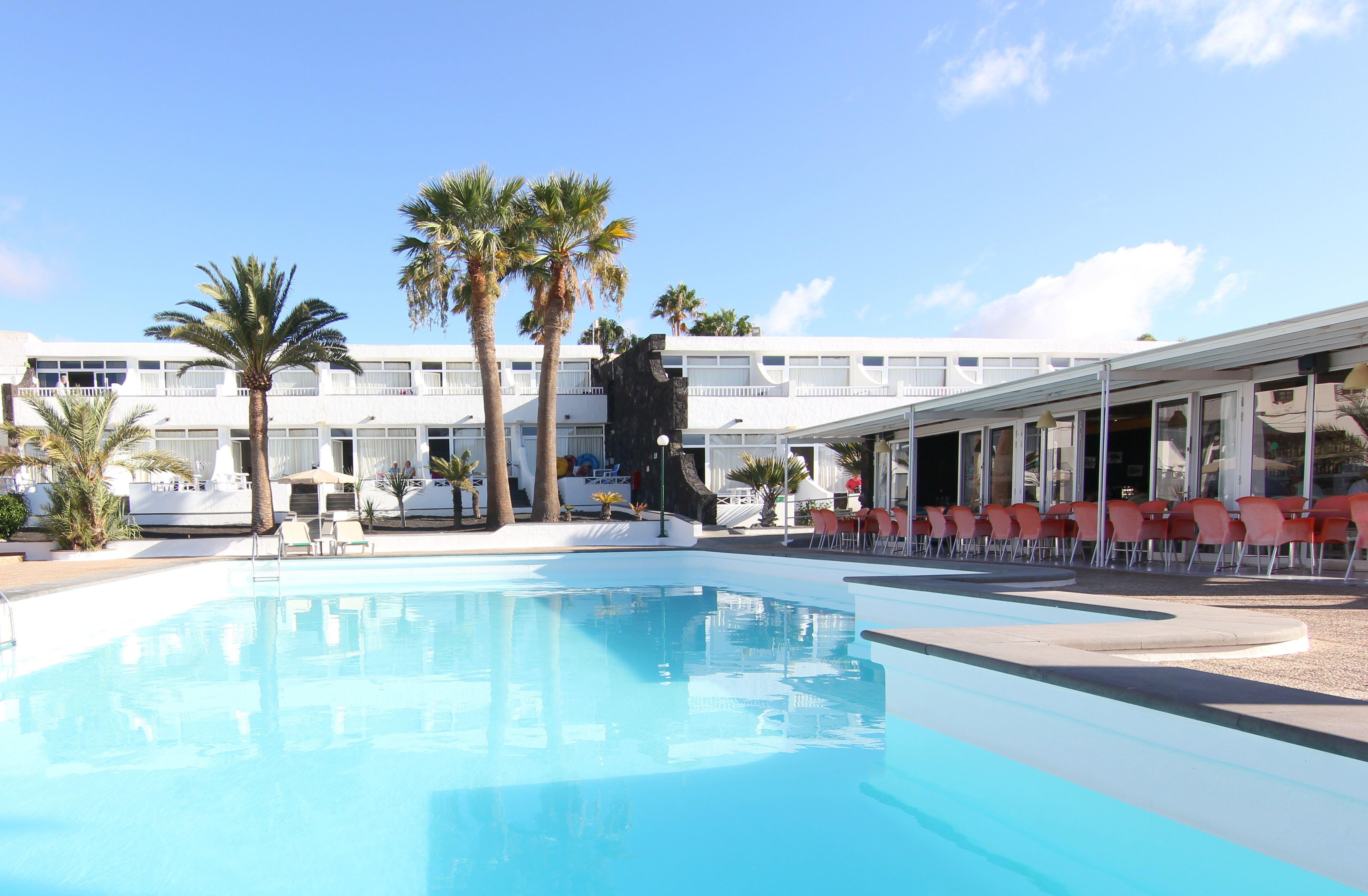 Pool, Arena Dorada, Puerto del Carmen Lanzarote, Signaturresor