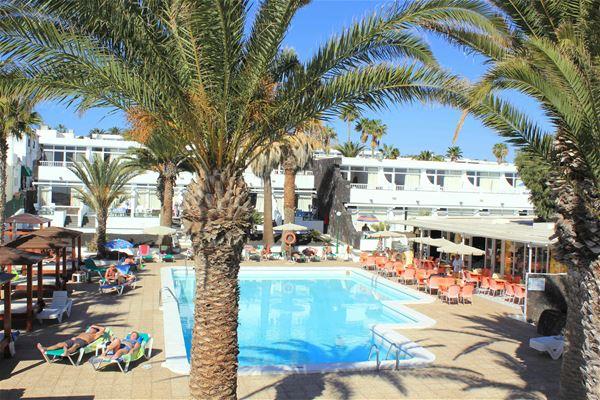 Poolområde, Arena Dorada, Puerto del Carmen Lanzarote, Signaturresor