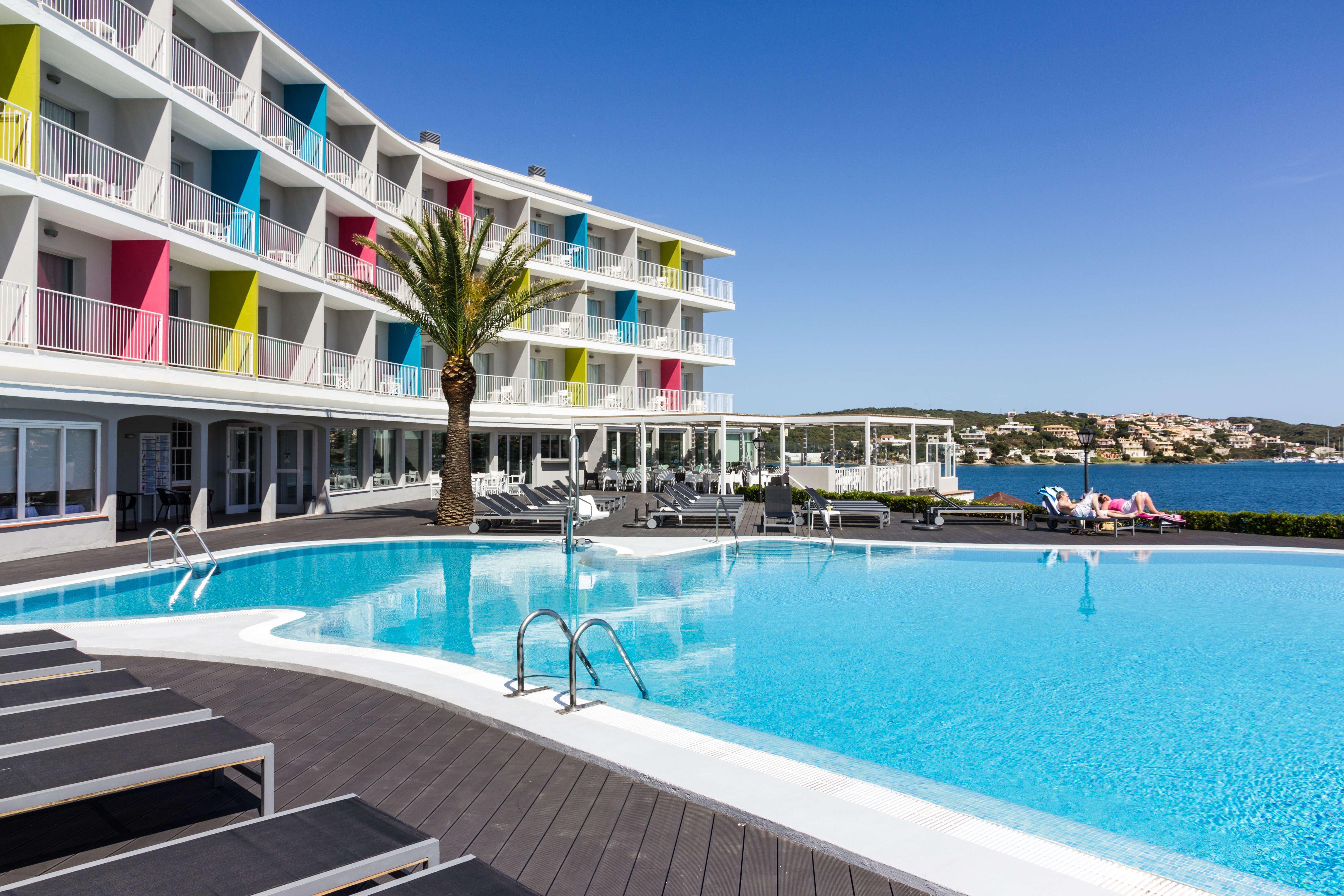 Pool, Hotell Artiem Carlos III, Es Castell, Menorca, Signaturresor