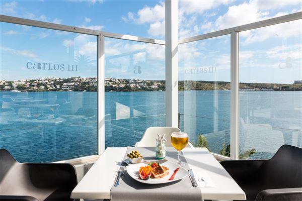 Restaurang, Hotell Artiem Carlos III, Es Castell, Menorca, Signaturresor