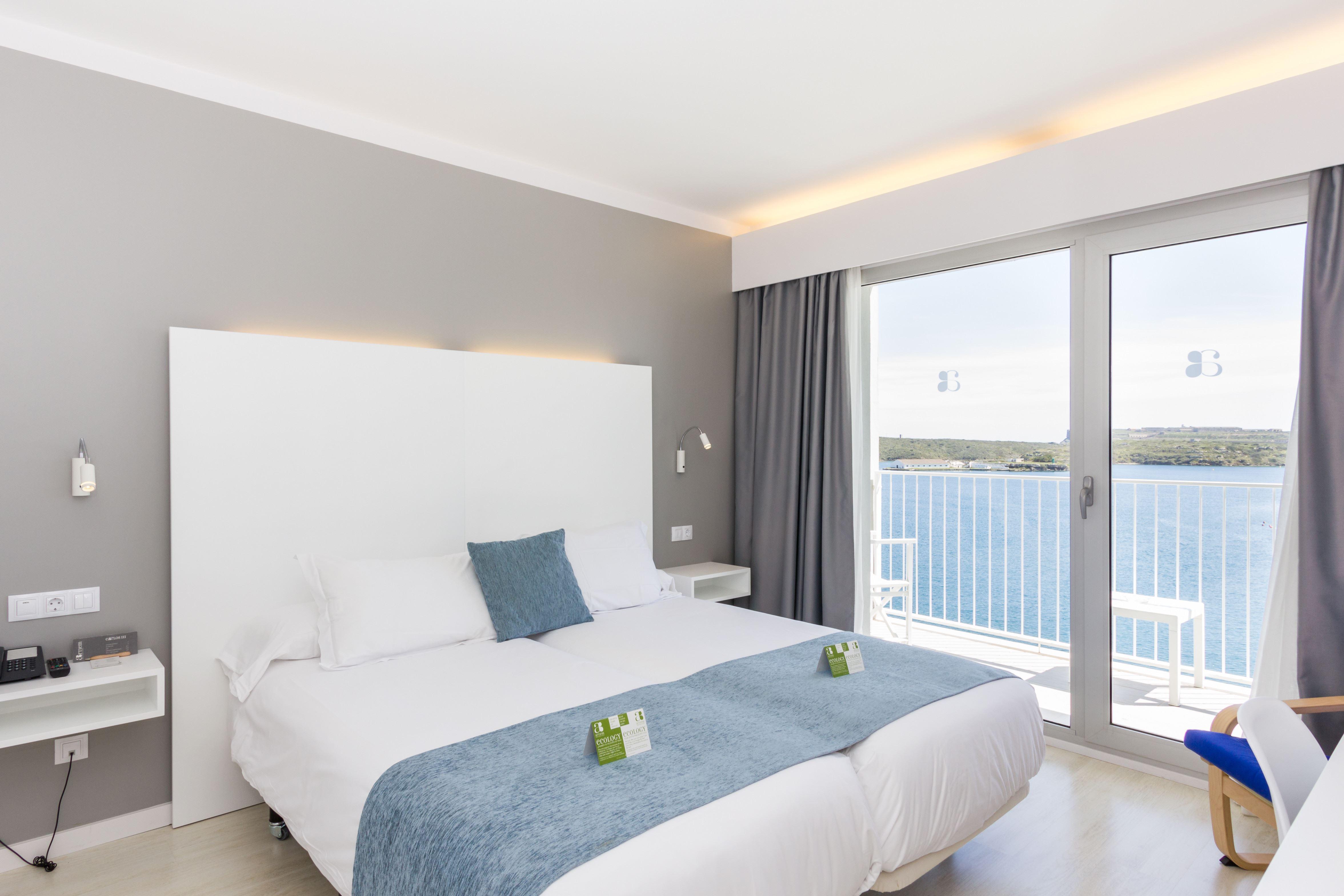 Dubbelrum, Hotell Artiem Carlos III, Es Castell, Menorca, Signaturresor