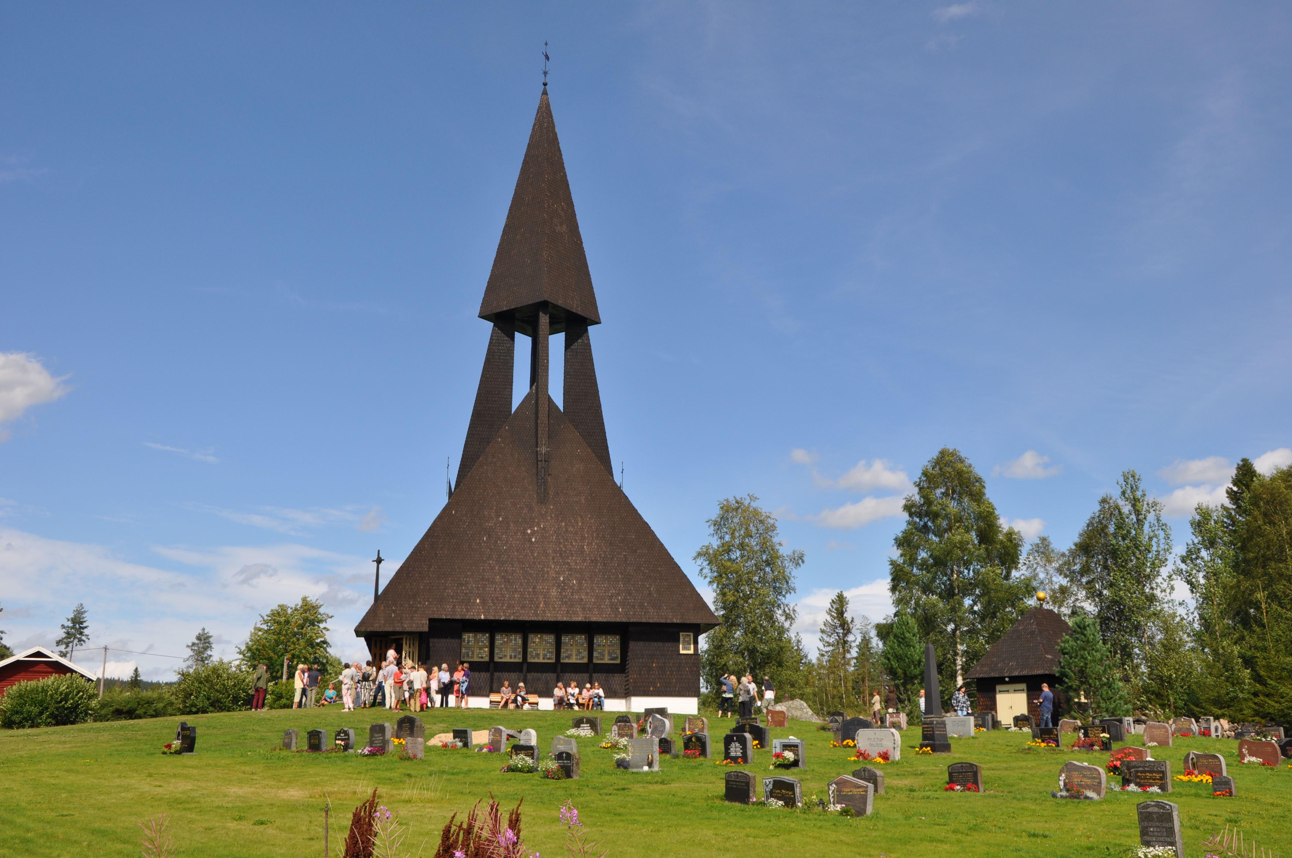 Kirkerundtur i Våler