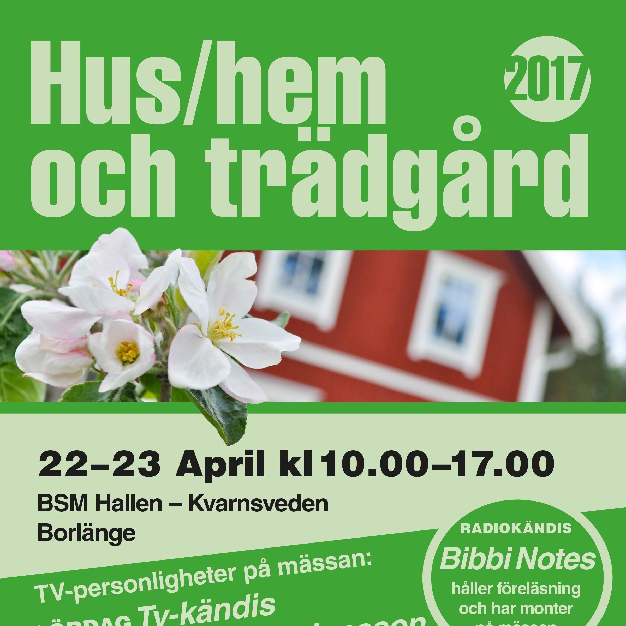 Hus/Hem och trädgård 2017
