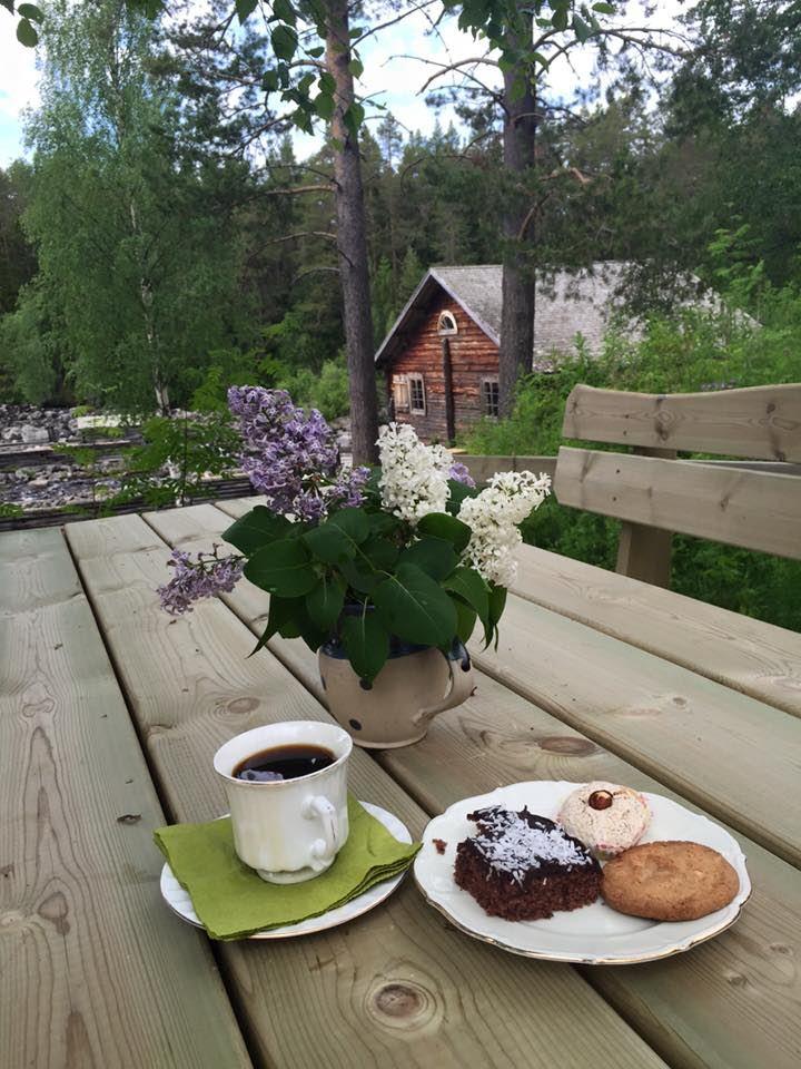 Monica Berglind, Café Haverö Strömmar