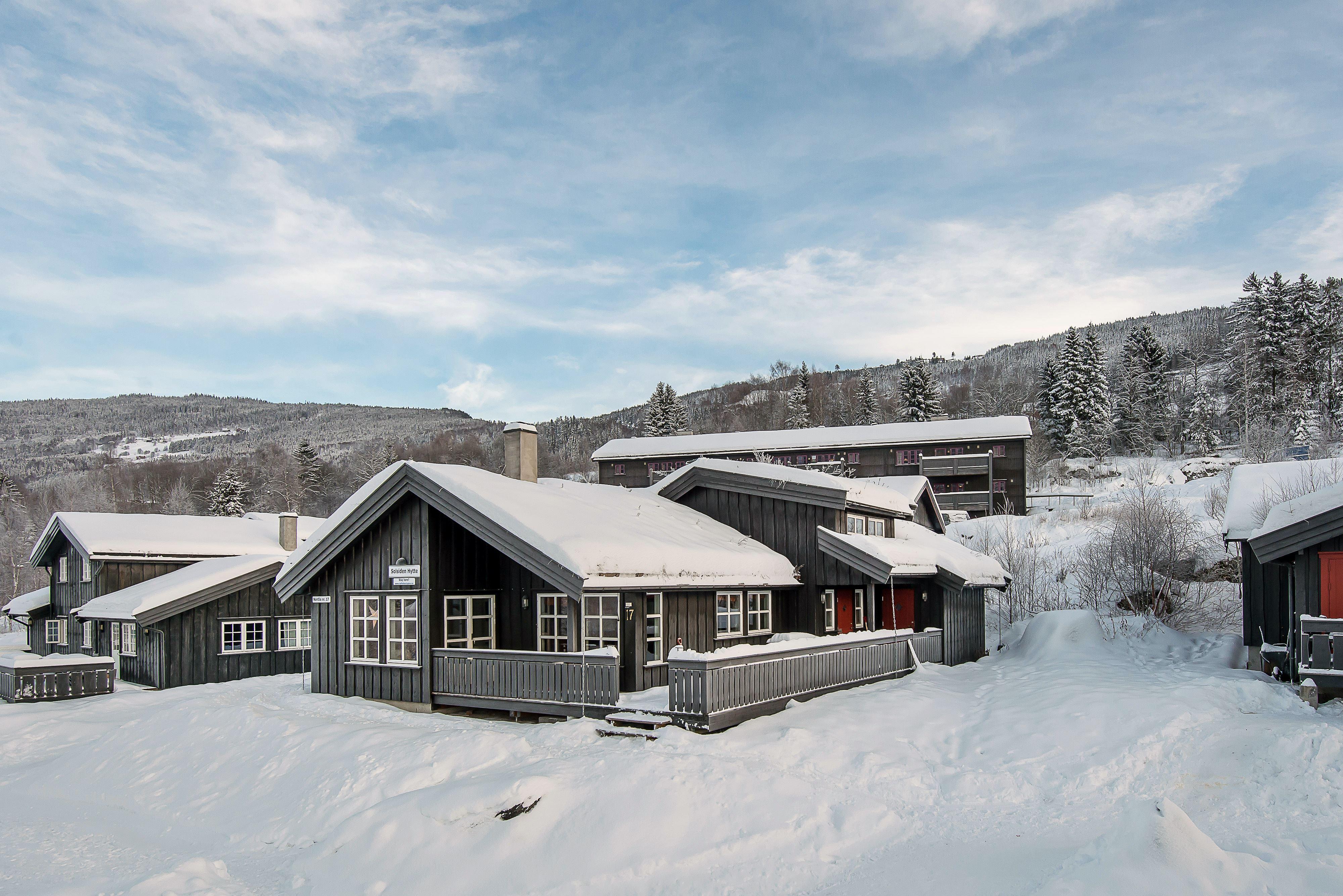 Solsiden large cabins - Nordlia nr. 17