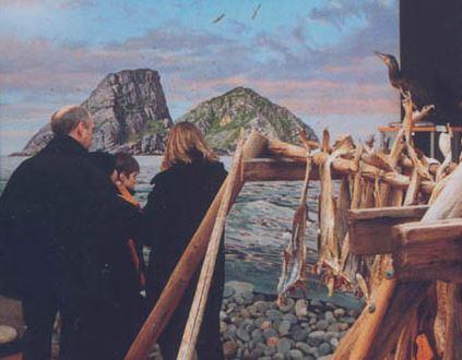 © Nordkappmuseet, Nordkappmuseet - Maritimt Museum