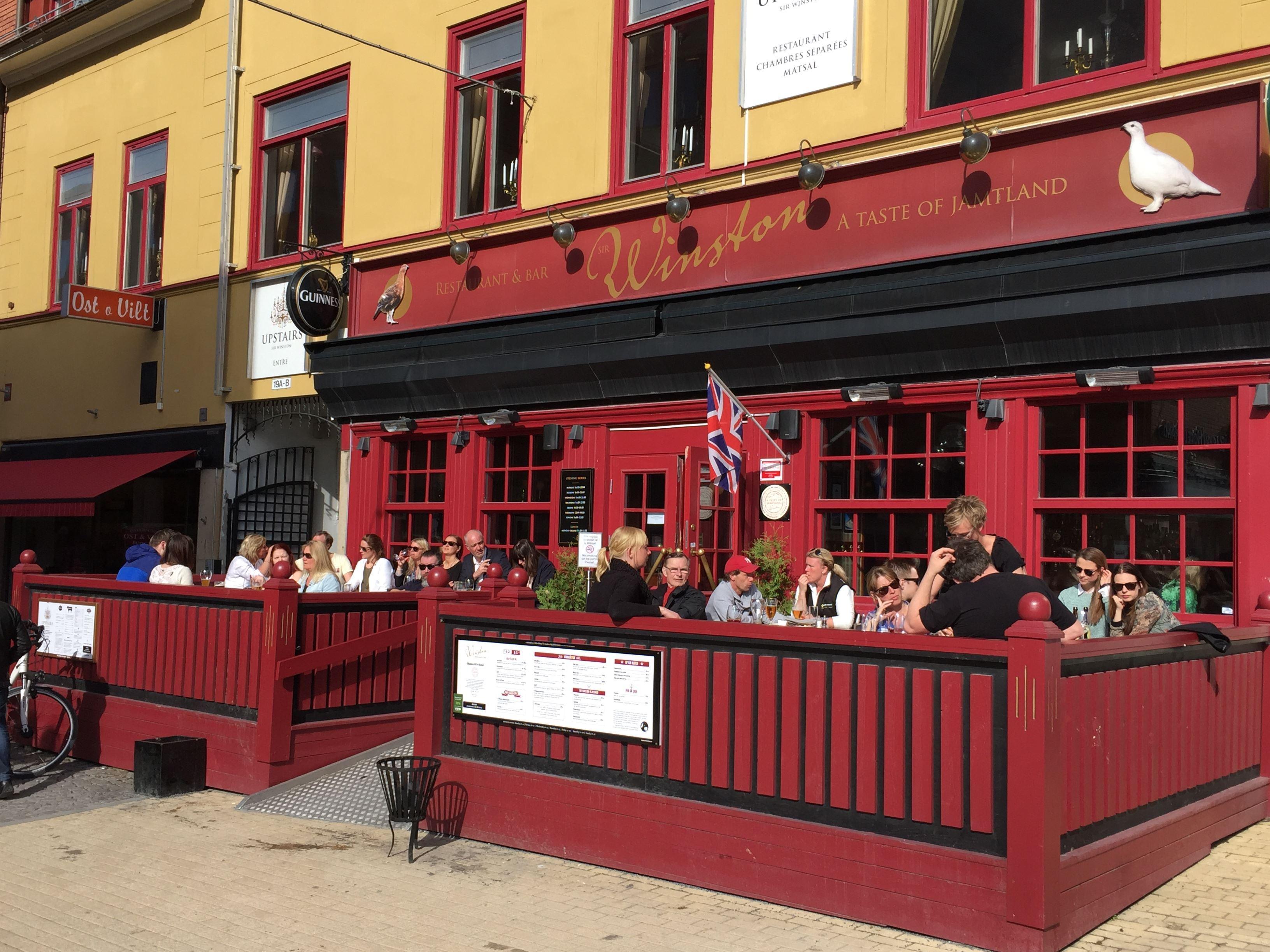 Sir Winston Restaurant & Bar