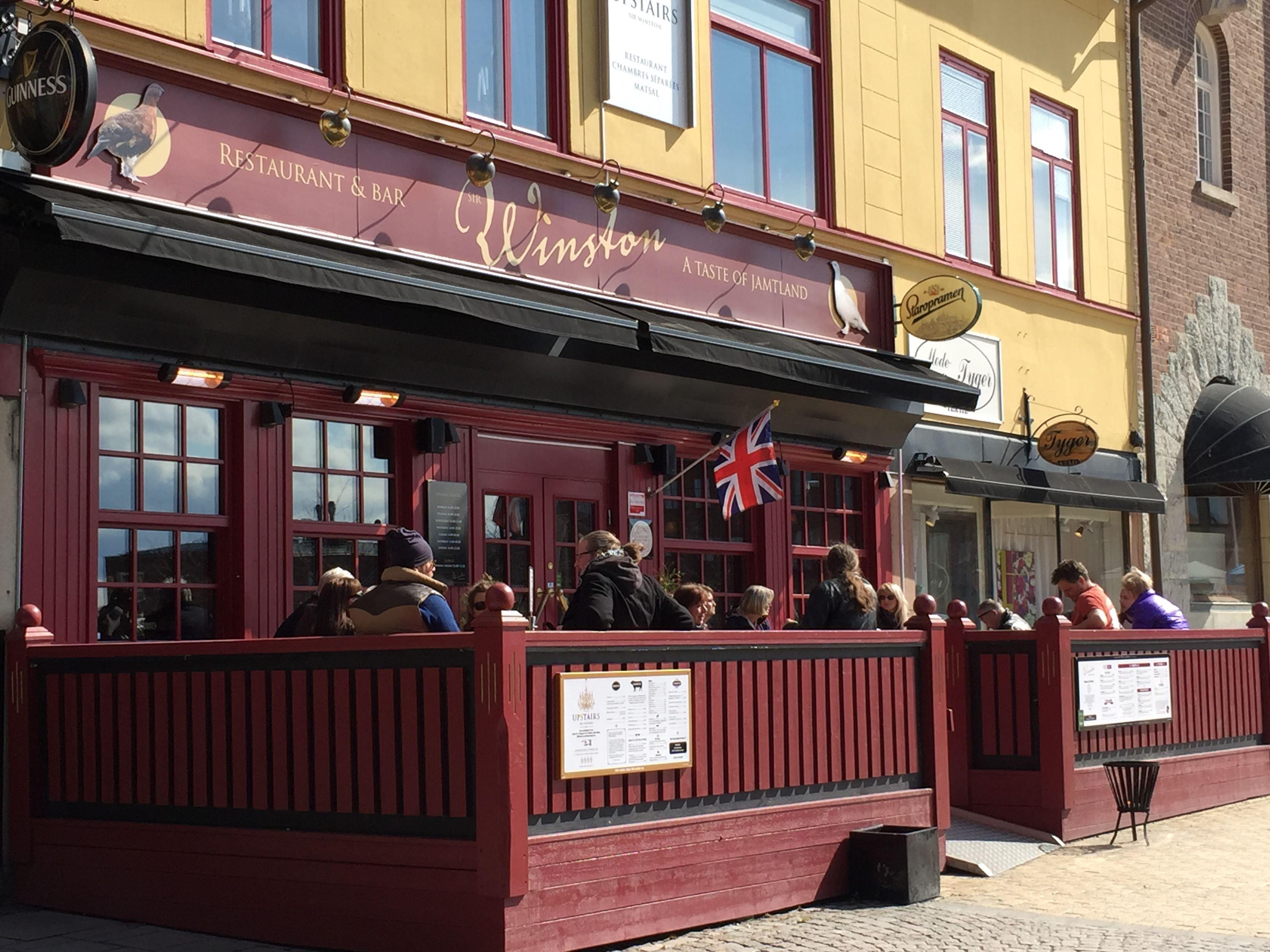 Foto: Sir Winston,  © Copy: Sir Winston, Sir Winston Restaurant & Bar