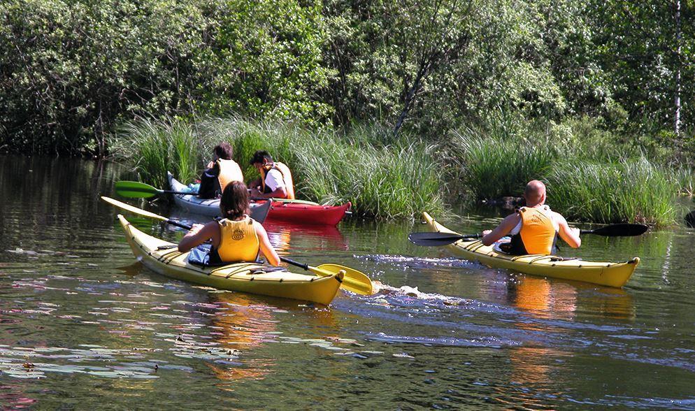 Kanuverleih - Sydsvensk kanotleasing