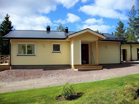 Vasaloppet summer. Private lodging Sionsvägen Nusnäs, Mora
