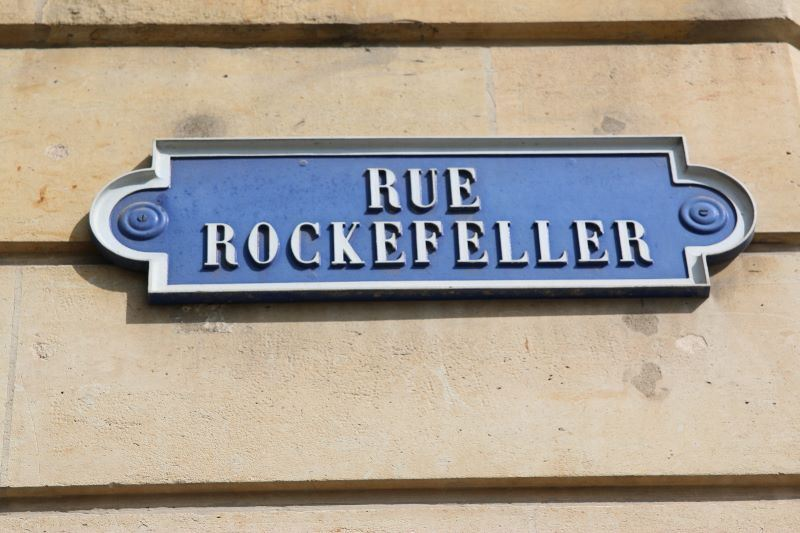 The story about street names