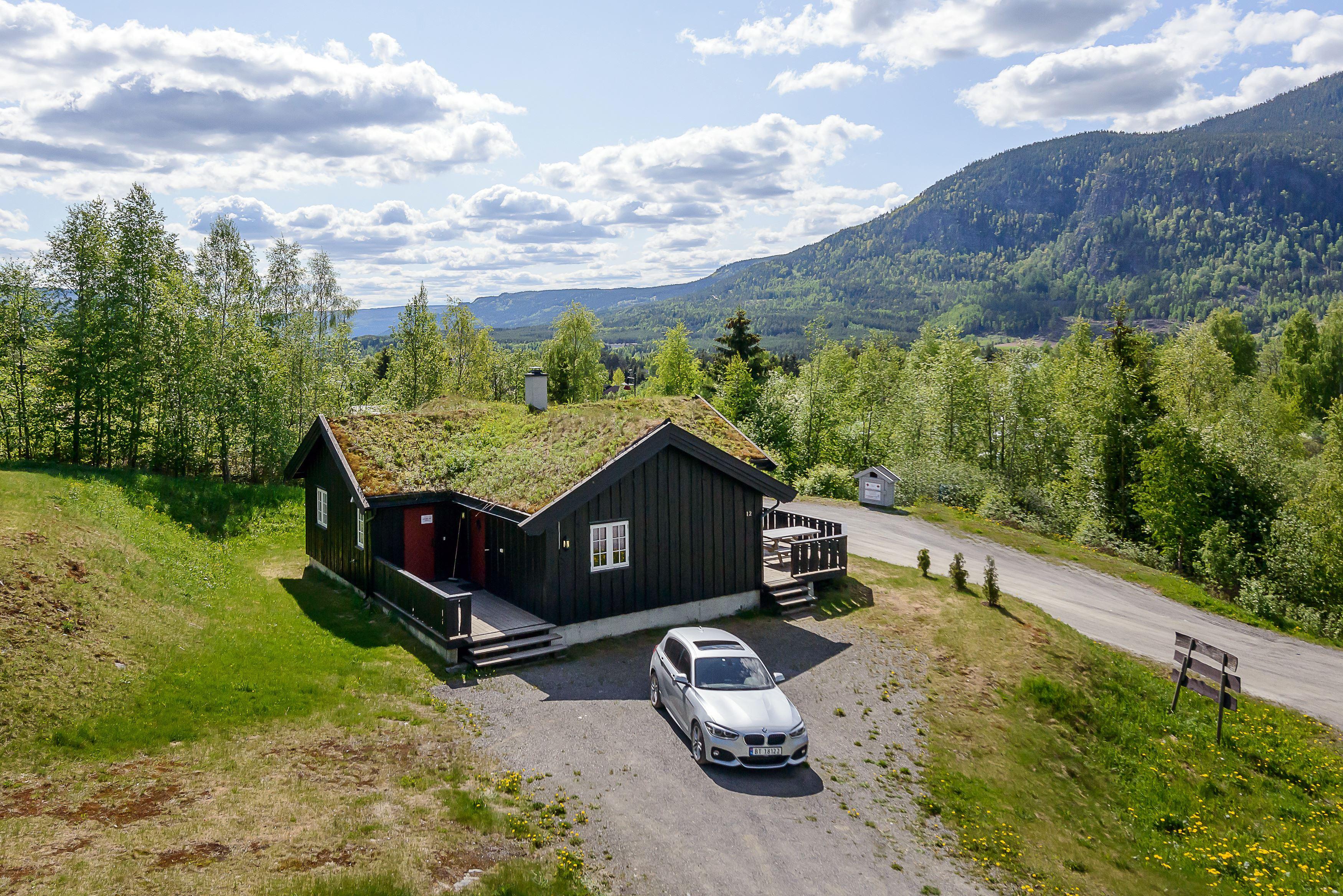 Solsiden hytter - Nordlia nr.11 og 12