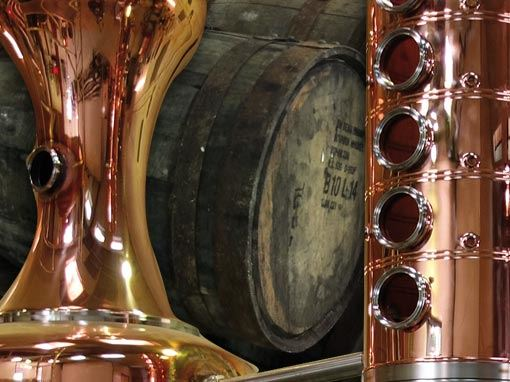 © Aurora Spirit, Guided tour of the world's northernmost distillery