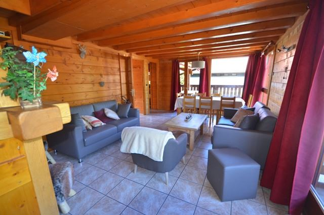 Blanc - LC21- 5 rooms *** - 10 people - 110m²
