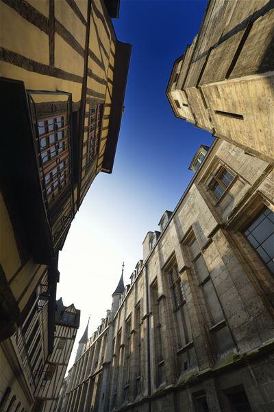 Rouen secret 1, 2, 3, 4 et 5 (visites guidées)