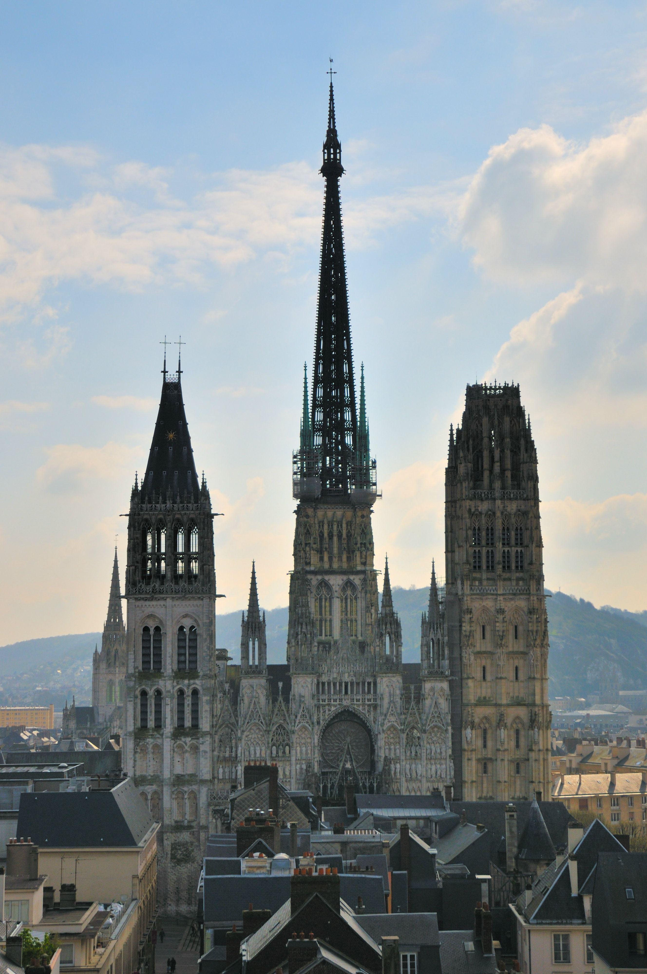 Rouen, regards d'écrivains (visite guidée)