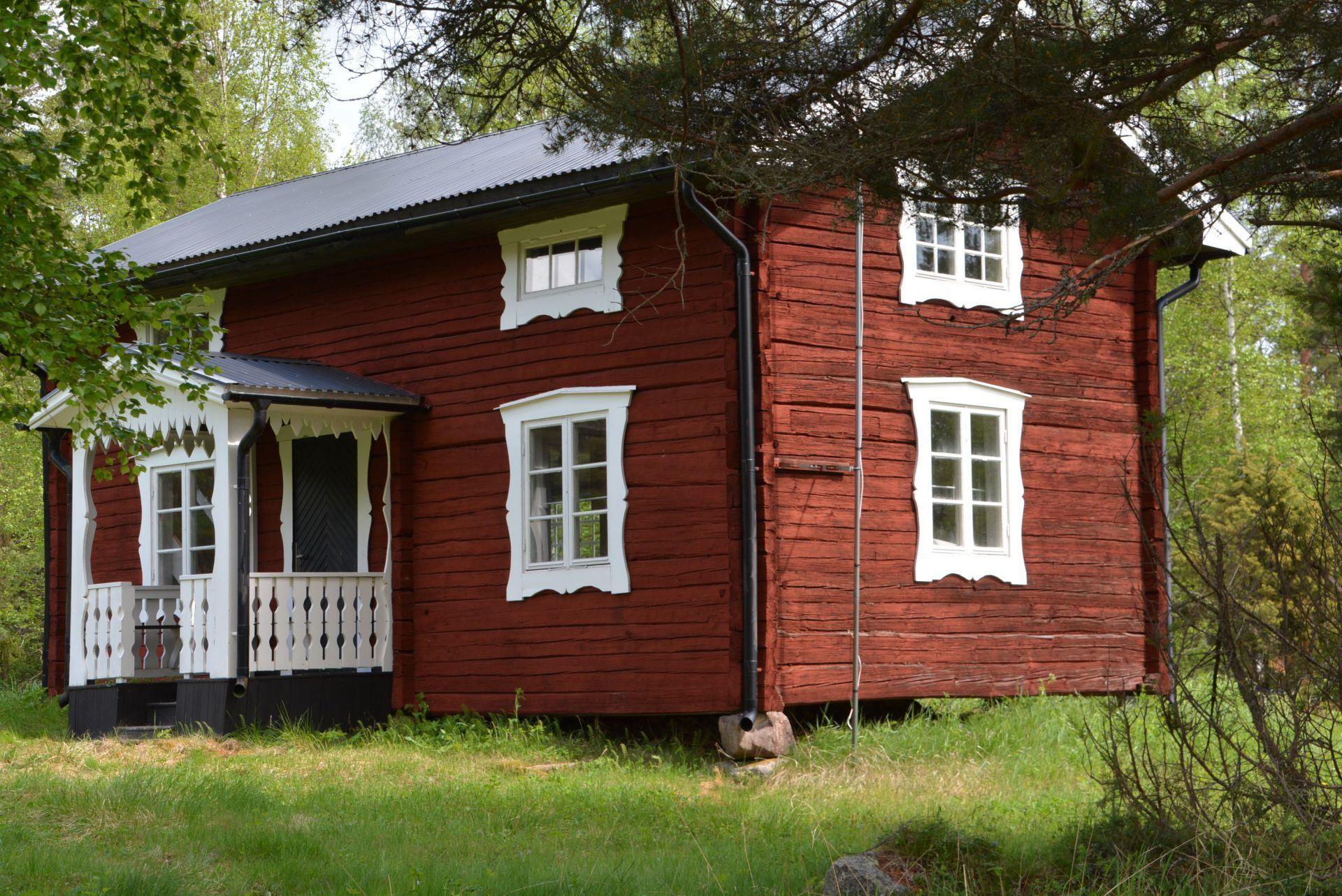 Per-Ols Fäbodvall