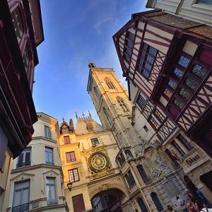 Mignonne allons voir si l'art ose ... Rouen Renaissance (visite guidée)