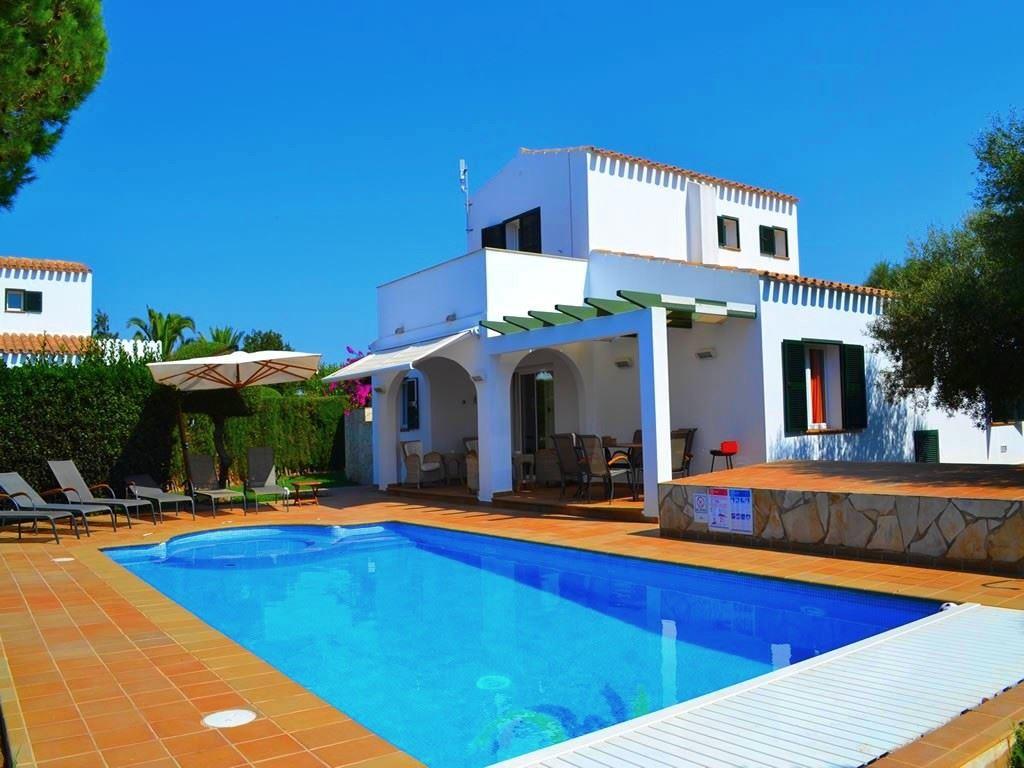 Pool, Villas Finesse, Son Bou, Menorca, Signaturresor