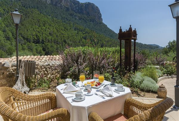 Restaurang, Hotell S'Olivaret, Orient, Mallorca, Signaturresor