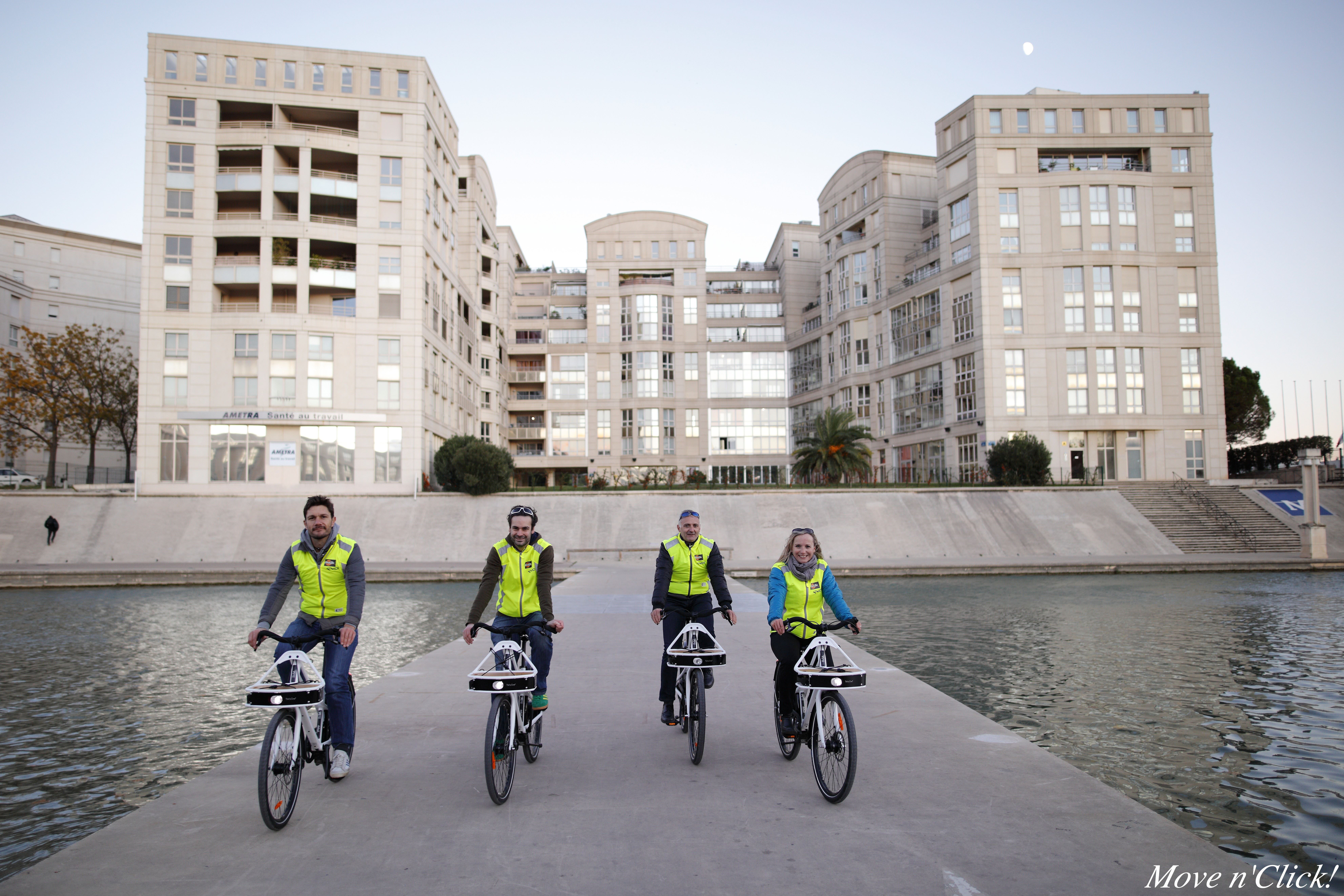 Contemporary Montpellier with UrbanBike City Tour
