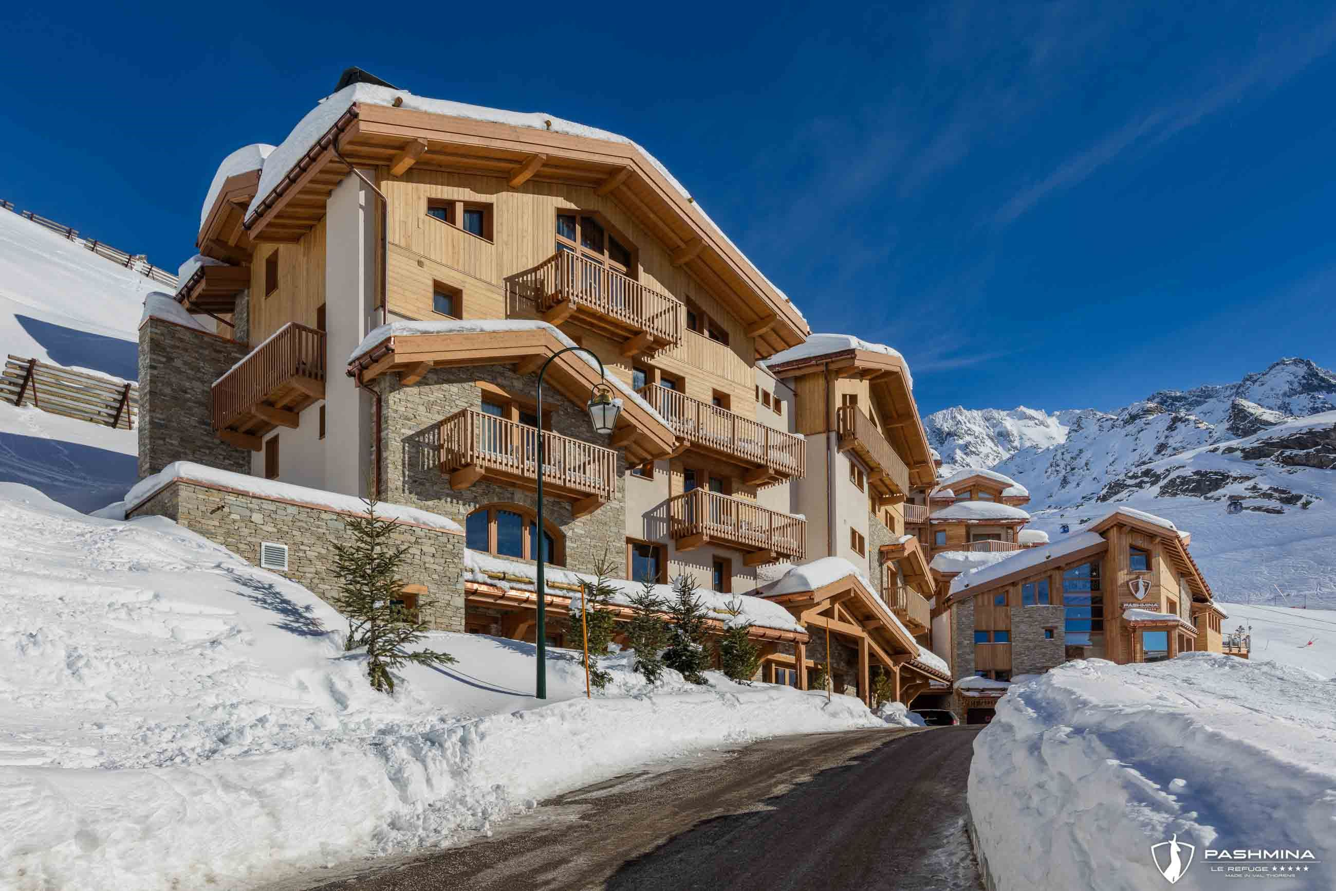 CHALET PASHMINA - LE REFUGE - MADE IN VAL THORENS - NEW ♥♥♥
