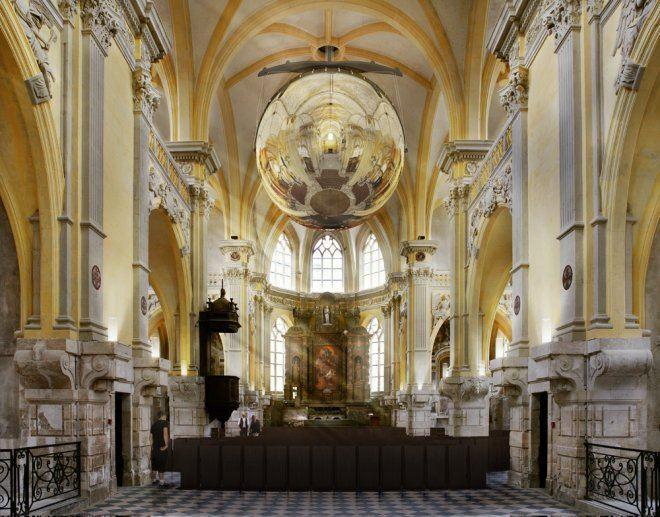 La Chapelle Corneille (visite guidée)