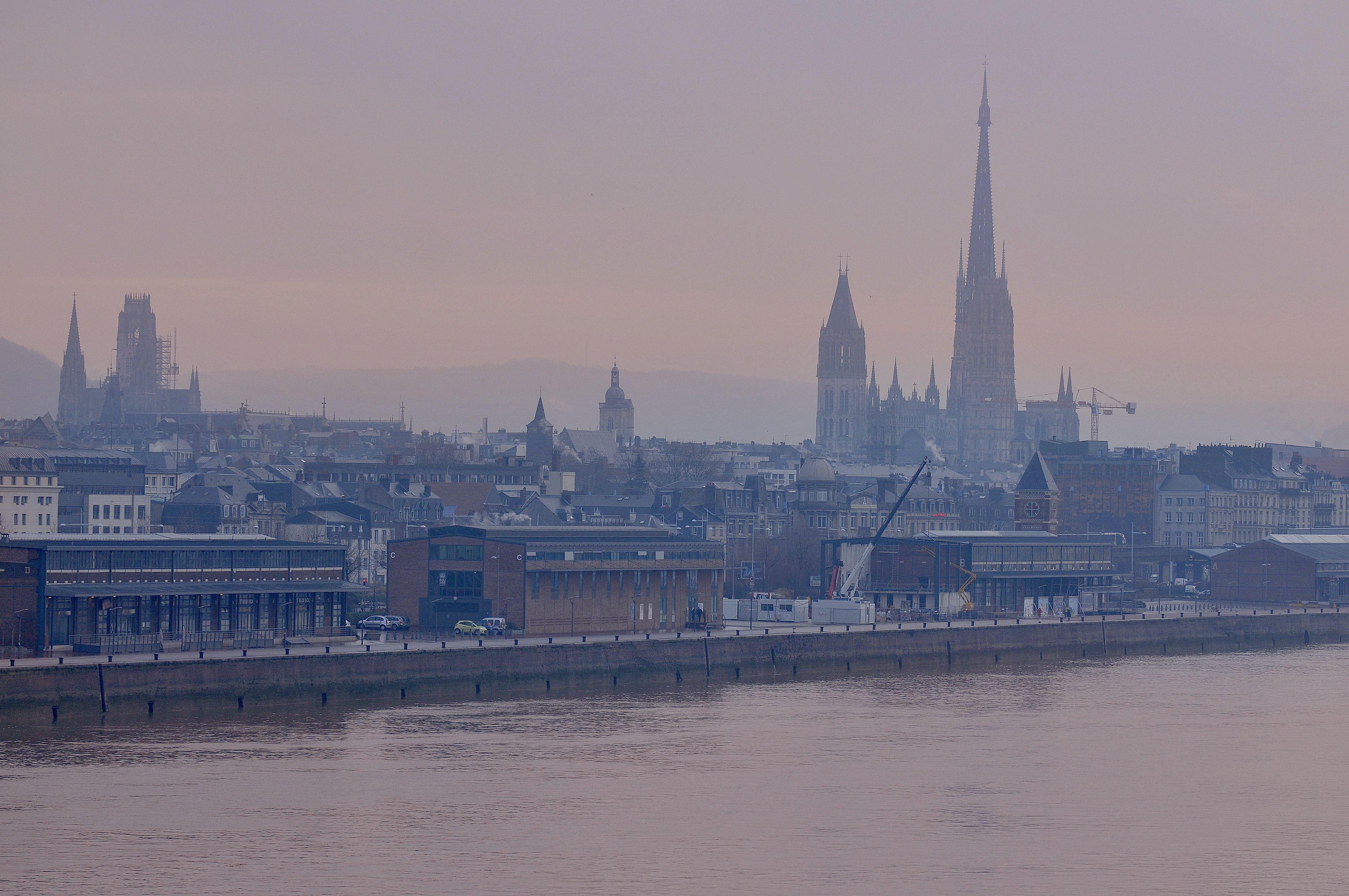 Rouen 44 sous l'occupation allemande (visite guidée)