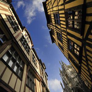 Oyez bonnes gens - Rouen médiévale (visite guidée)