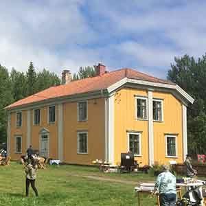 Der Hof Thurdinska Gården