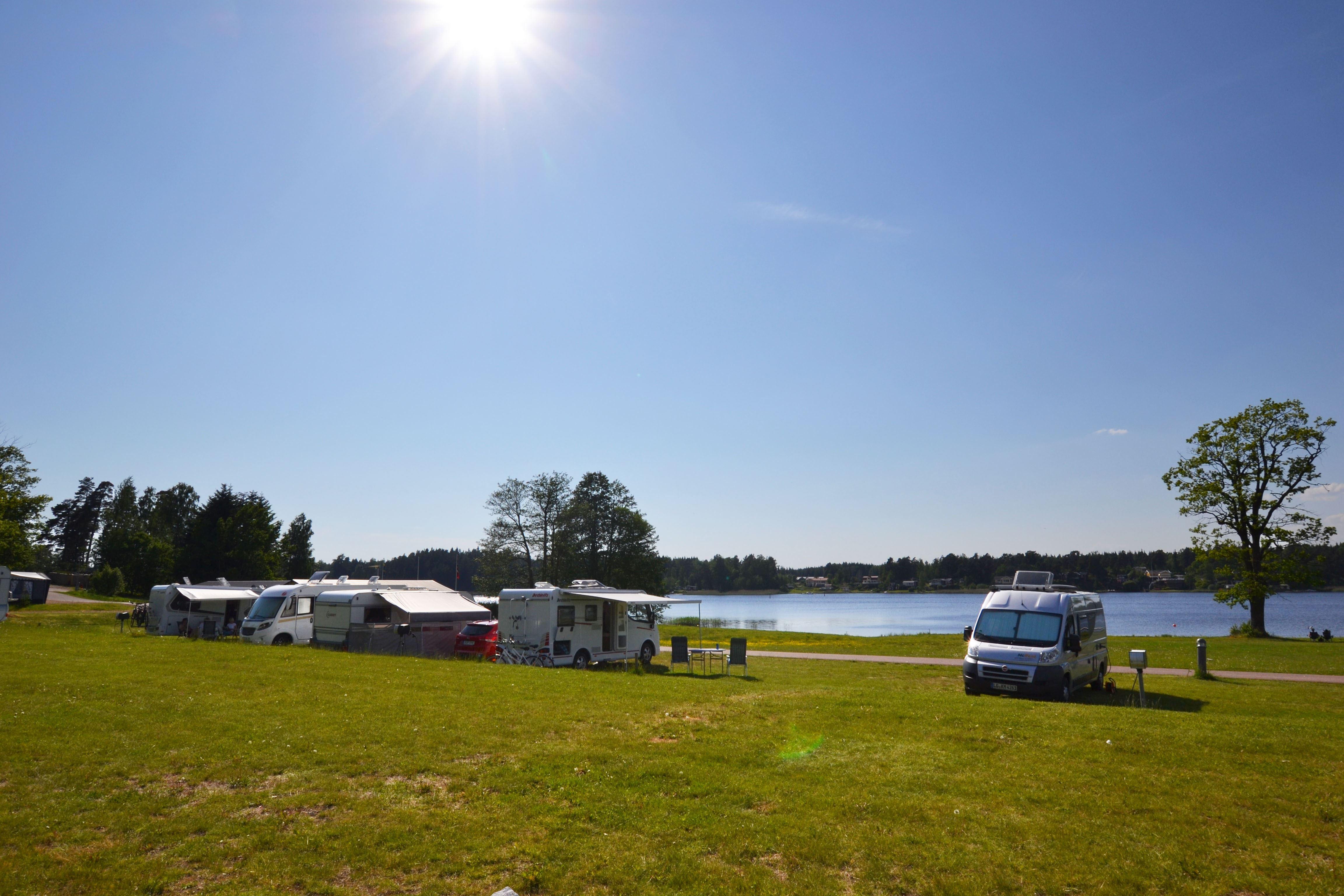 Kristinehamn Herrgårdscamping & Stugor/Camping