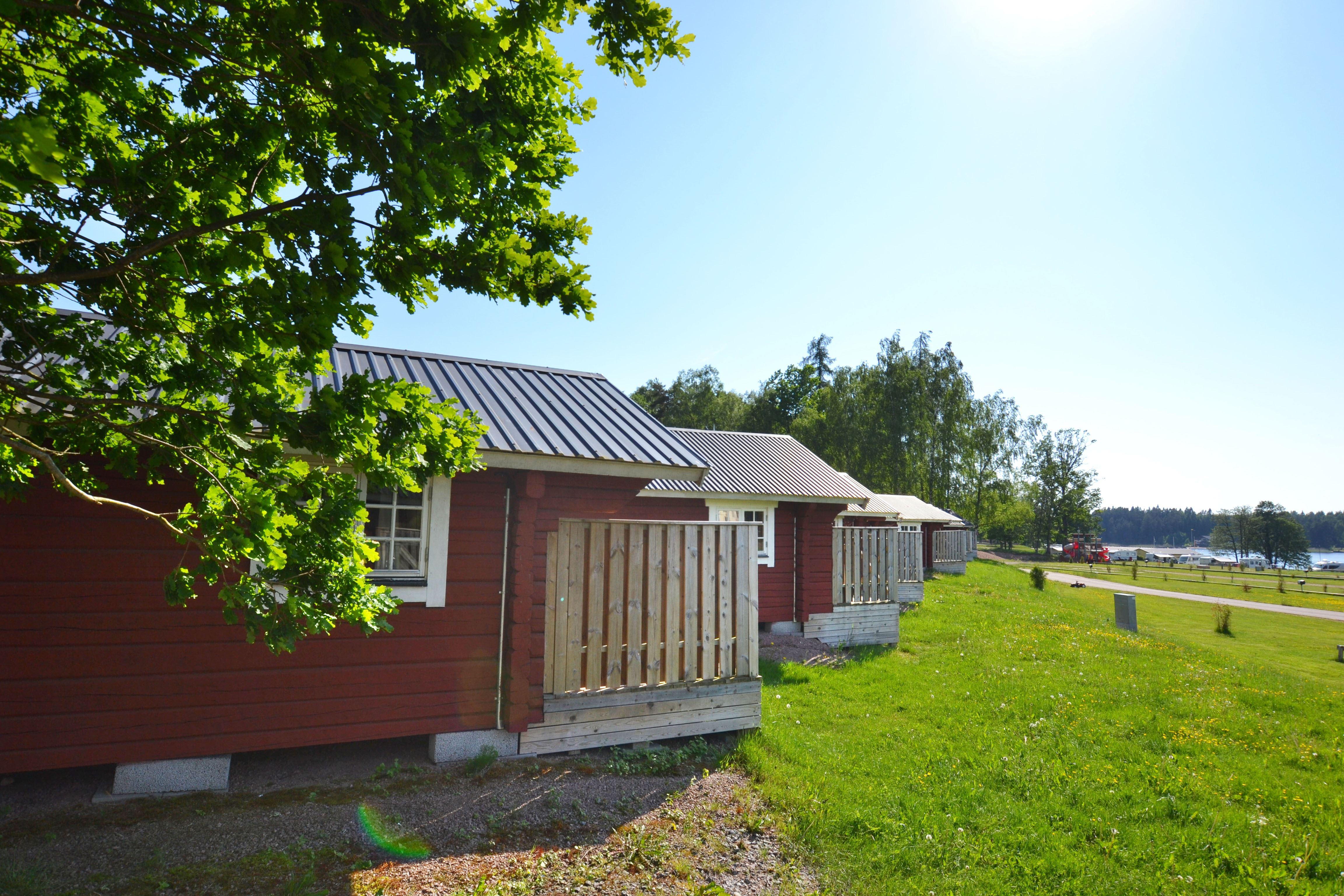 Kristinehamn Herrgårdscamping & Stugor
