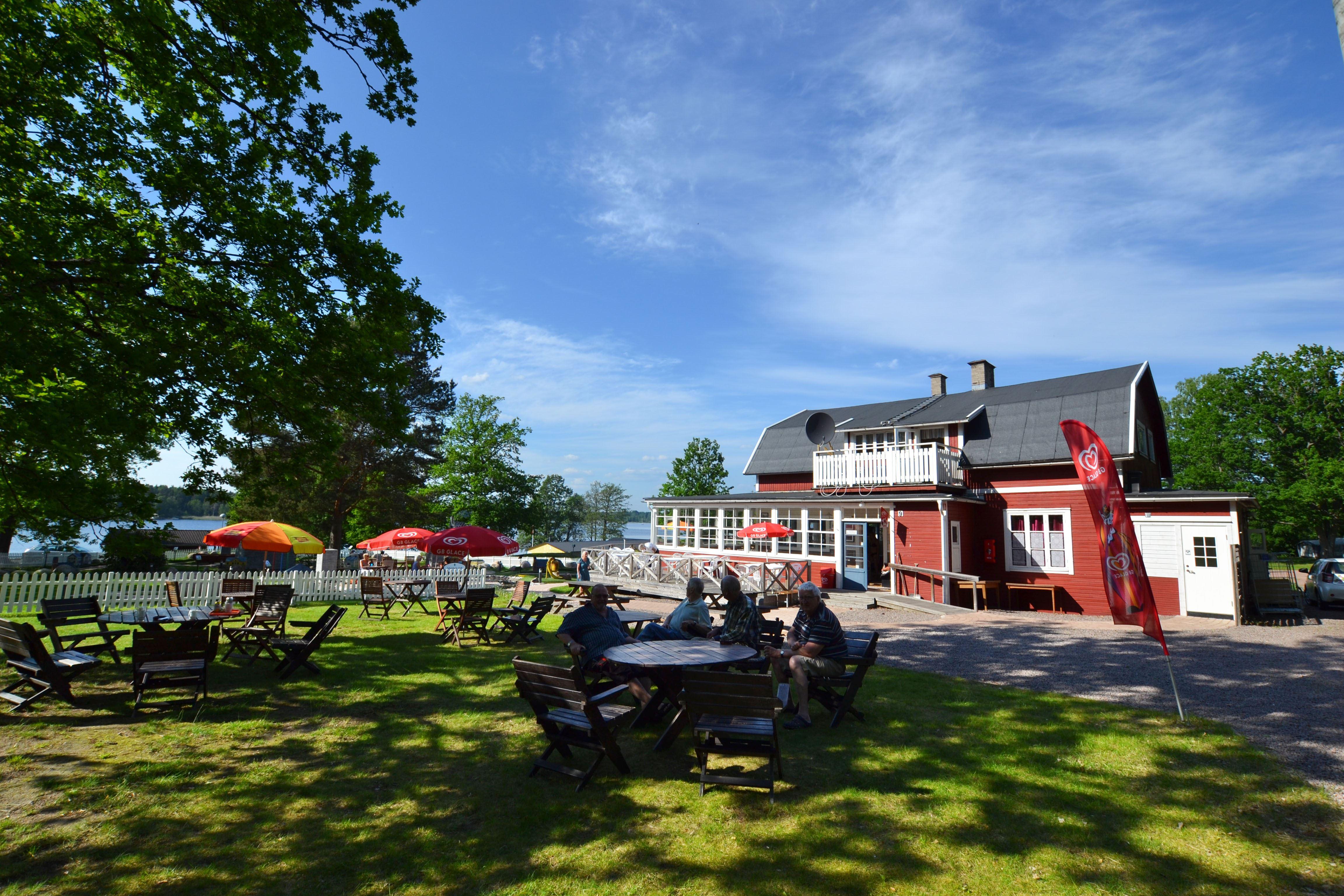 Kristinehamn Herrgårdscamping & Ferienhäuser
