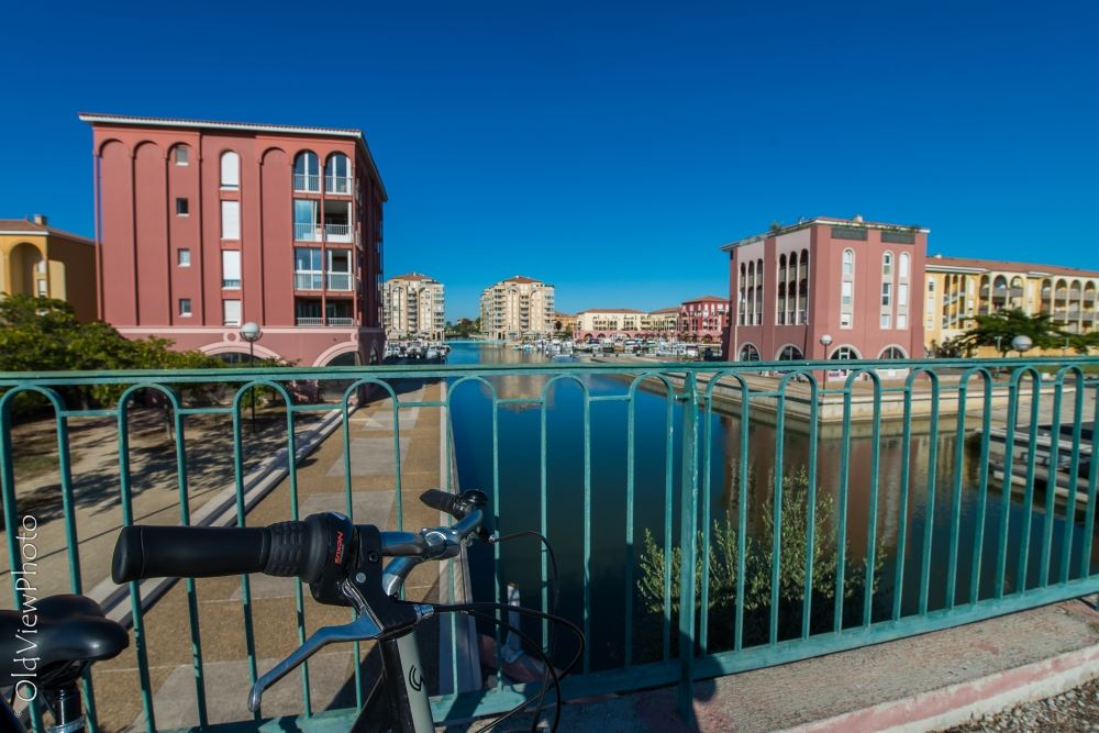 Montpellier -Lattes et Site Naturel du Méjean avec UrbanBike City Tour