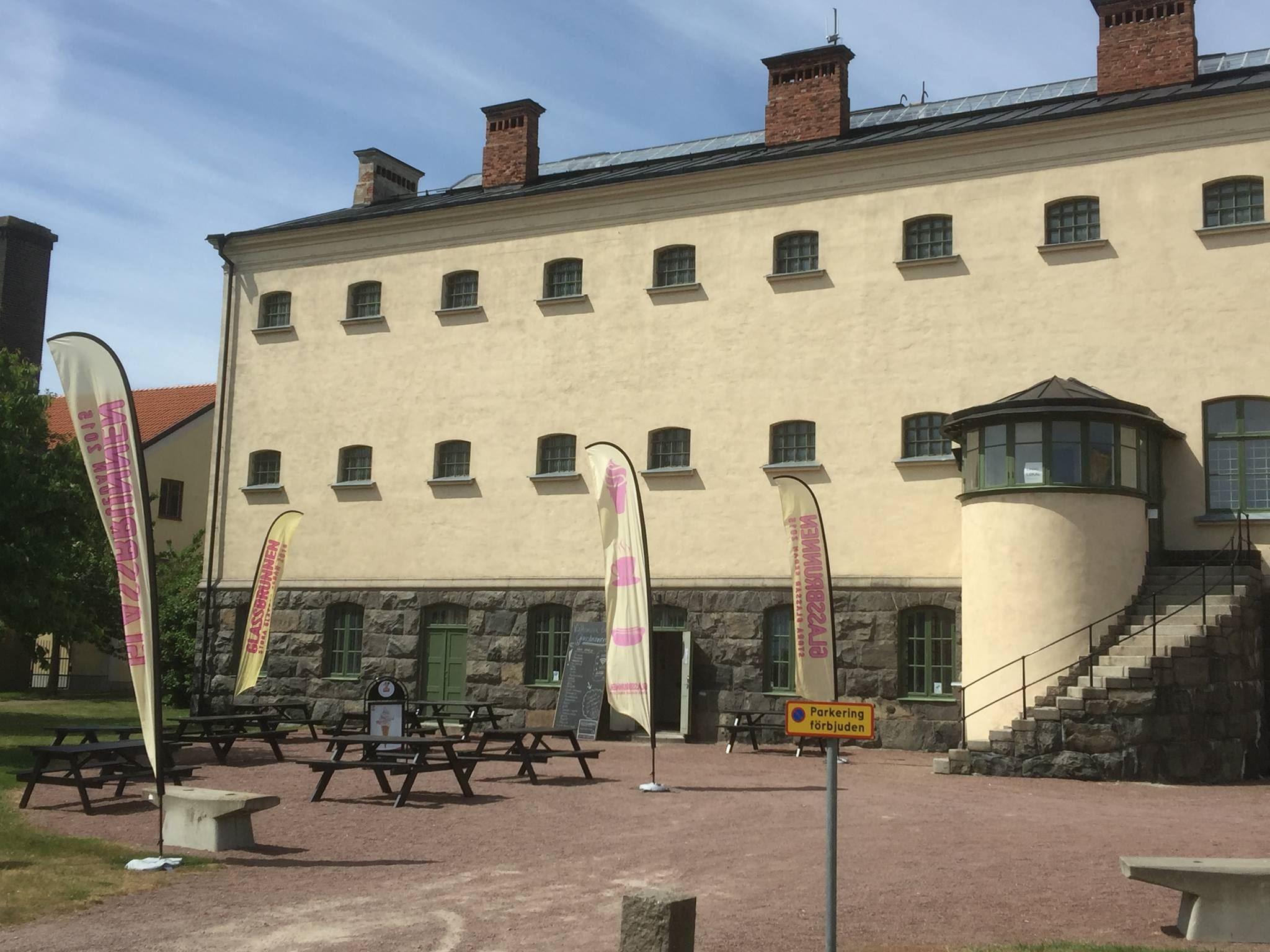 Glassbrunnen Karlskrona